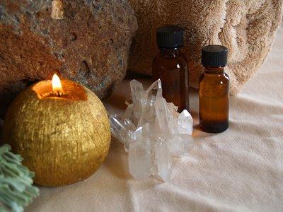 La réflexologie et les huiles essentielles