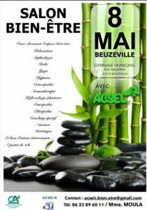 Salon bien-être 2018, 8 mai Beuzeville